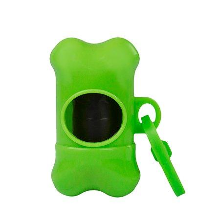 Контейнер Не Один Дома с пакетами для выгула собак 860220-15YE Не один дома