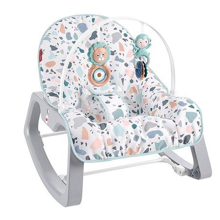 Кресло-качалка Fisher Price GWD39