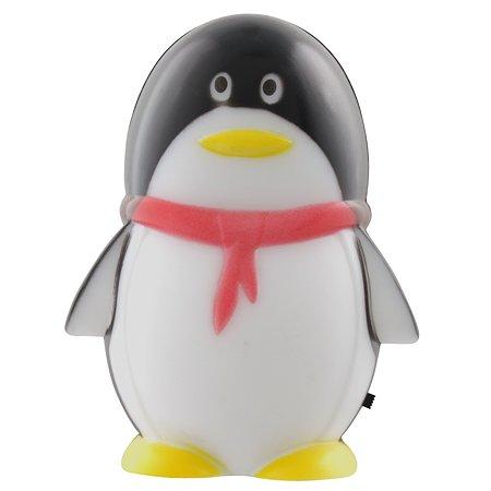 Светильник СТАРТ пингвин Черный