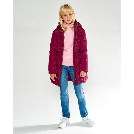Пальто Lassie фиолетовое