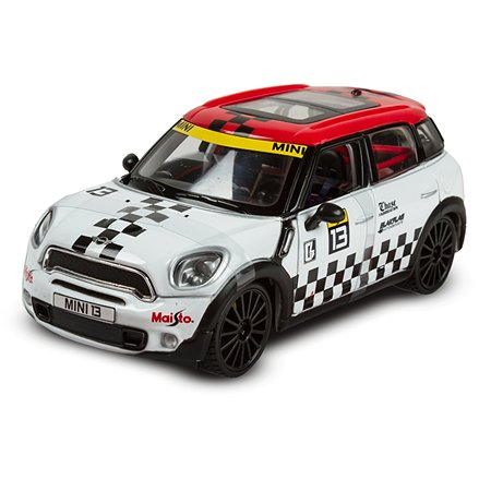 Машина MAISTO Mini Cooper Countryman 1:24