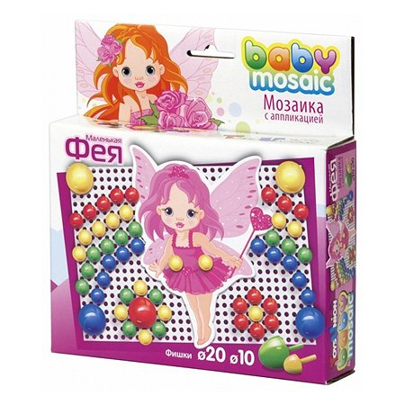 Мозаика Toys Union Фея