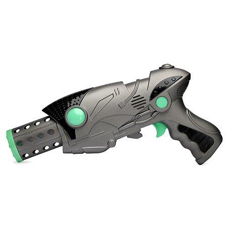 Космический пистолет Space Defender 29 см (музыка,свет)