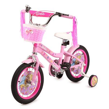 Велосипед Kreiss Barbie 14 дюймов ВН14223