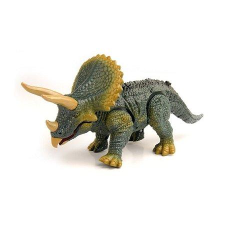 Динозавр  р/у HK Industries Triceratops