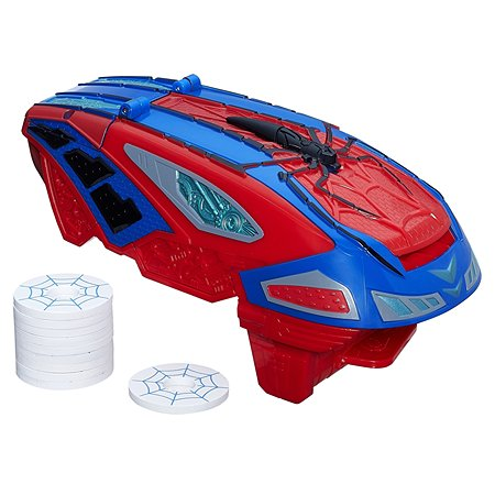 Бластер Nerf Spider-Man Motorized Force (A7407)