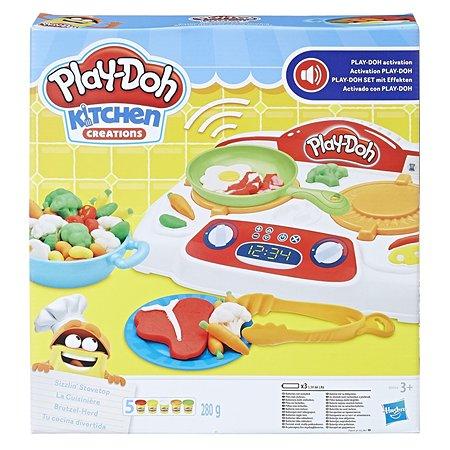Набор Play-Doh Кухонная плита