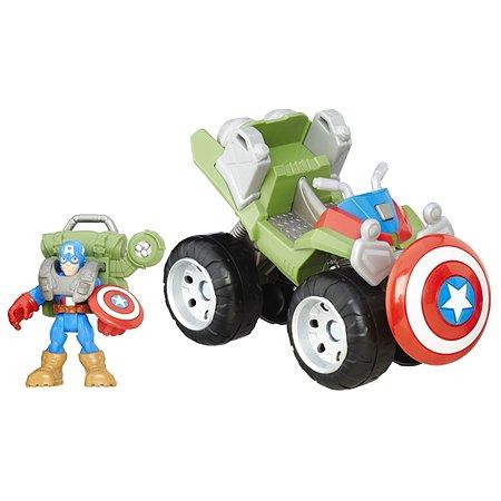 Набор Playskool HEROES  из 2 фигурок Марвел в ассортименте