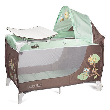 Манеж-кровать CAM Daily Plus цв. 225