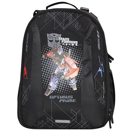 Рюкзак Herlitz Be.bag AIRGO - Transformers  (черный)