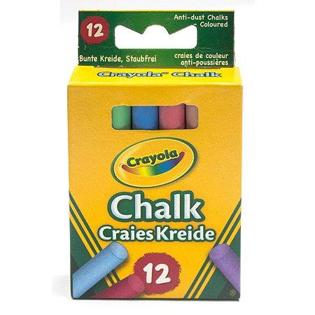 Мелки Crayola 12 цв. ГОНГКОНГ