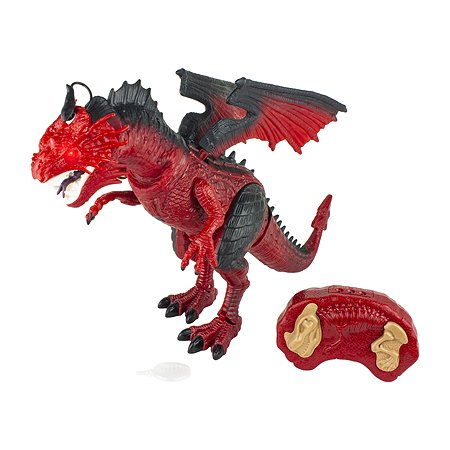 Игрушка 1TOY Пламенный дракон интерактивная Т16702