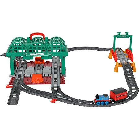 Набор игровой Thomas & Friends Кнэпфордcкая станция GHK74