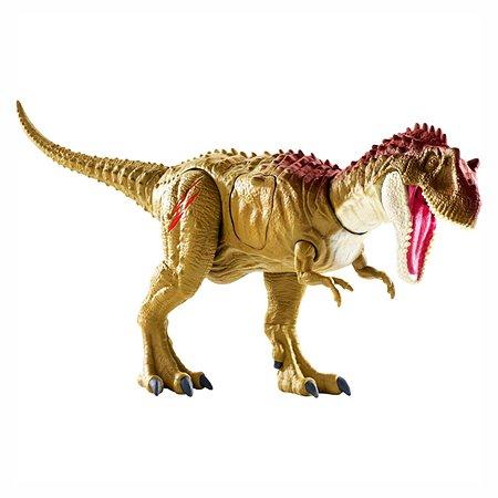 Фигурка Jurassic World Битва на выживание Альбертозавр большая GCX77