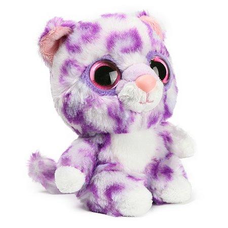 Игрушка мягкая YOOHOO Снежный леопард 180813B
