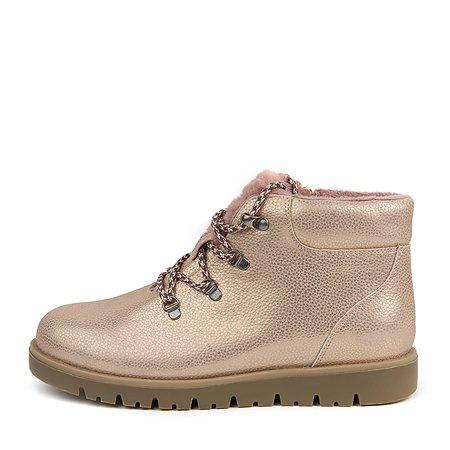 Ботинки Futurino розовые