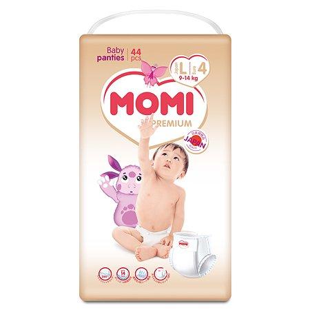 Подгузники-трусики Momi Premium L 9-14кг 44шт