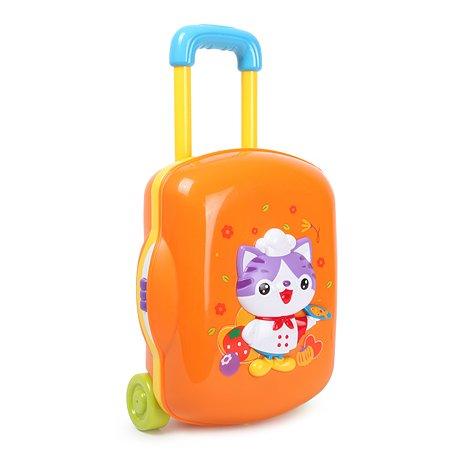 Набор игровой BabyGo Котенок-поваренок OTE0633461