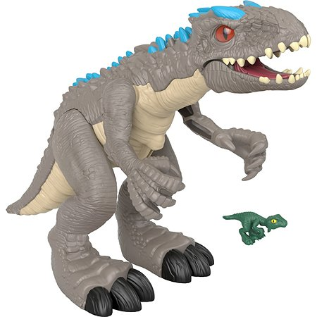 Фигурка IMAGINEXT Jurassic World Индоминус Рекс GMR16