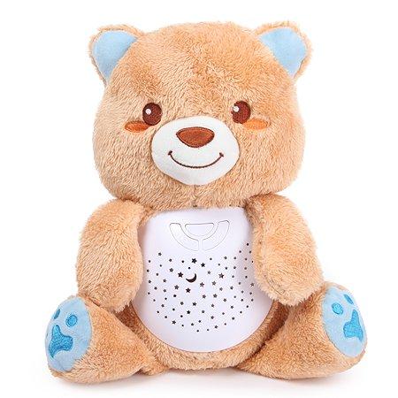Игрушка мягкая Baby Go Медведь развивающая 980019-NL