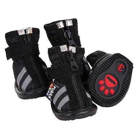 Ботинки для собак RUKKA PETS 8 Черный 560752265JV9908