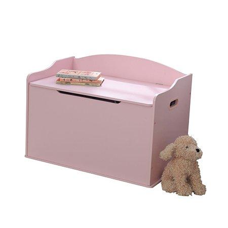 Ящик для хранения KidKraft Toy Box Розовый 14957_KE