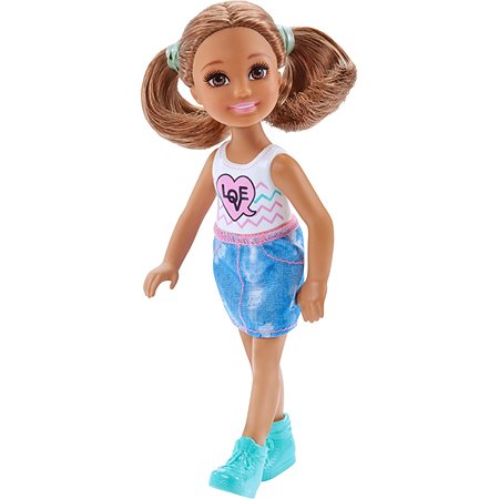 Кукла Barbie Челси DWJ28