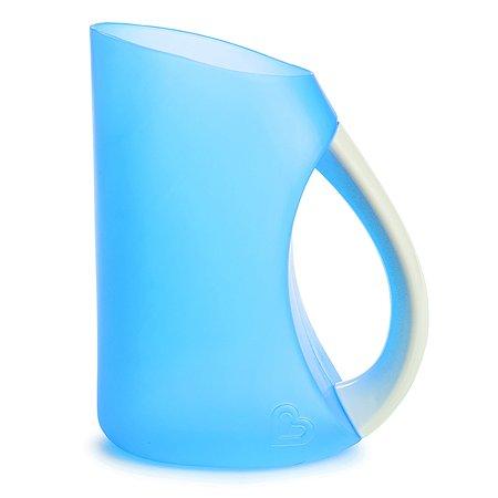 Кувшин Munchkin для мытья волос Голубой