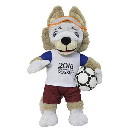 Игрушка мягкая 2018 FIFA World Cup Russia TM Zabivaka Т11252
