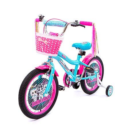 Велосипед Kreiss L.O.L. 16дюймов ВН16165
