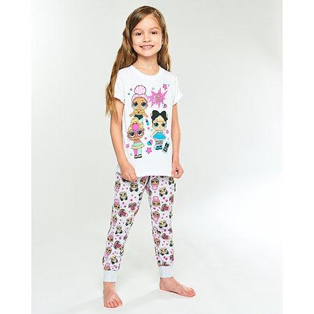 Пижама L.O.L. Surprise! футболка + брюки
