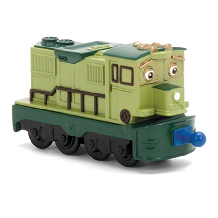 Паровозик Chuggington StackTrack Данбар