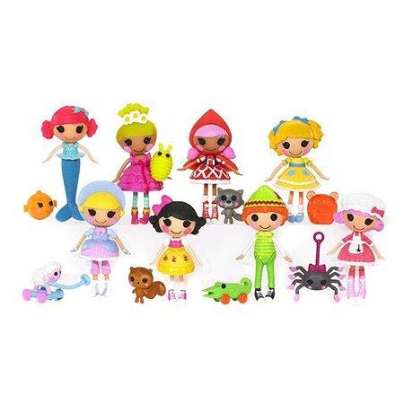 Кукла Lalaloopsy Mini Сказочные истории в ассортименте