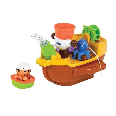 Игрушка для купания Tomy Пиратский корабль