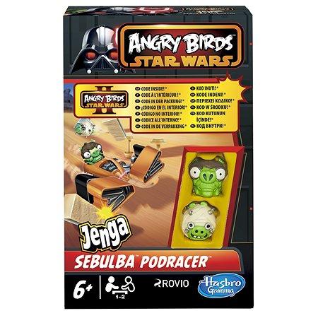 Игра Дженга ABSW Angry Birds Гонщики