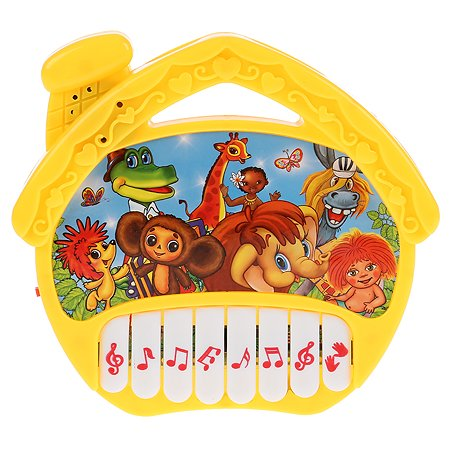 Игрушка УМка Пианино-домик 263404