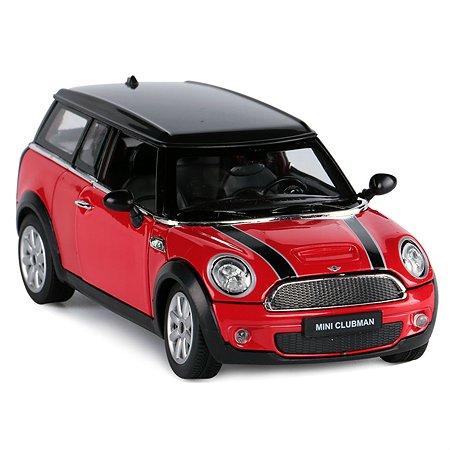Машинка Rastar MINI CLUBMAN 1:24 красная