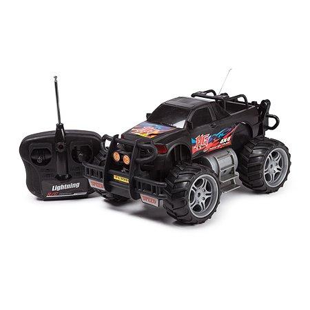 Машина Mobicaro РУ 1:20 Джип Черный