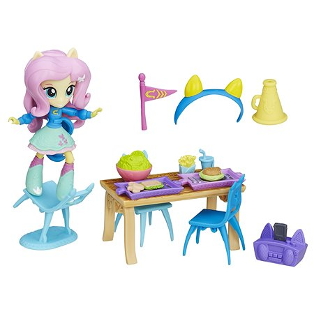 Набор игровой MLP Equestria Girls My Little Pony Fluttershay B7794