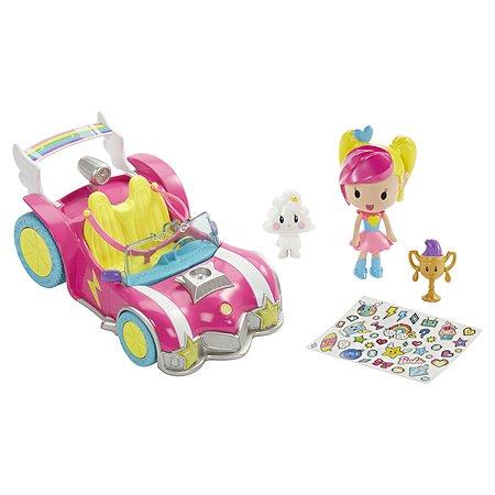 Автомобиль Barbie BRB из серии Барби и виртуальный мир
