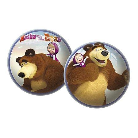 Мяч Unice Маша и Медведь 15 см в ассортименте