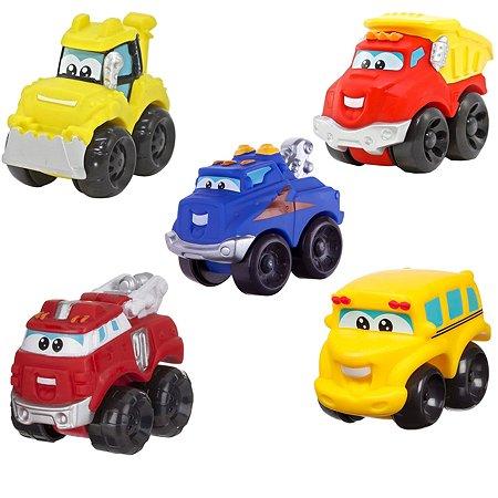 Машинка CHUCK & FRIENDS в ассортименте 8 см