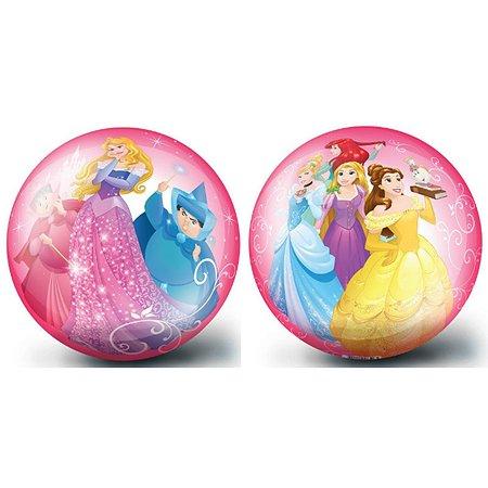 Мяч FRESH-TREND 23 см Принцессы розовый