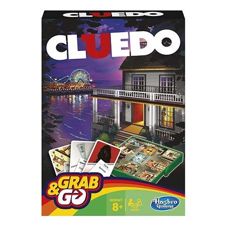 Дорожная игра Hasbro Games Клуэдо
