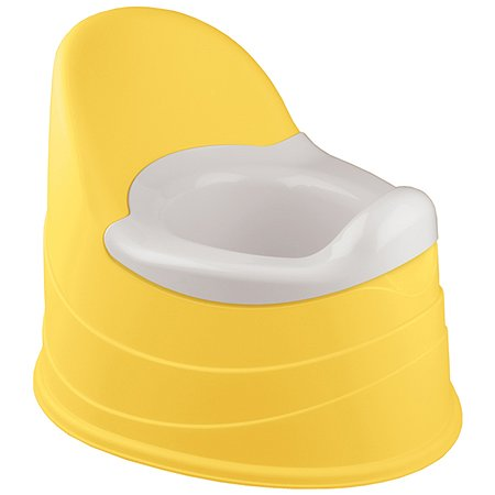 Горшок Пластишка Желтый (431300506)