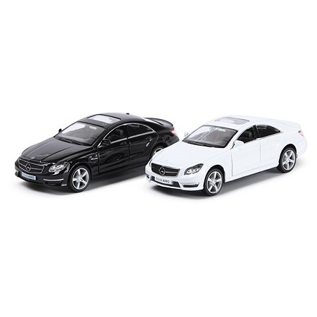 Машинка Mobicaro 1:32 Mercedes-Benz CLS 63 AMG в ассортименте 544995