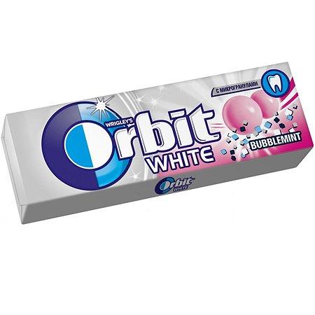 Жевательная резинка Орбит Орбит White Bubblemint 14 г