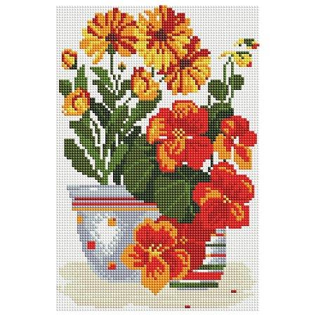 Набор для творчества Белоснежка 315-ST-S Солнечные цветы