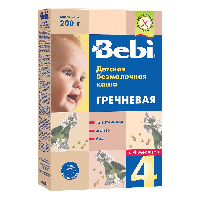 839529e2067dd3 Каша Колинска Bebi безмолочная гречка 200г с 4месяцев - купить в ...