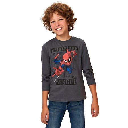 Футболка Spider-man с длинным рукавом